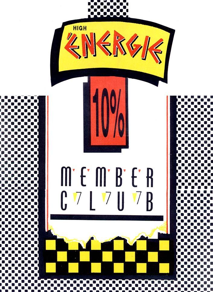 energie memebr club