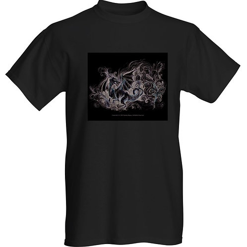 Dragon T-shirt / black