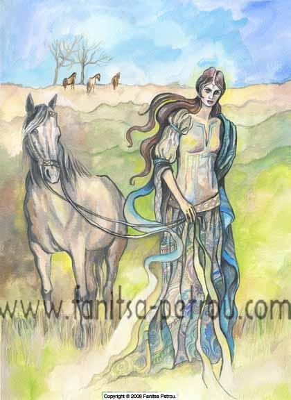 Horse Goddess