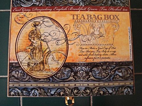 Tea Bag Box, 1