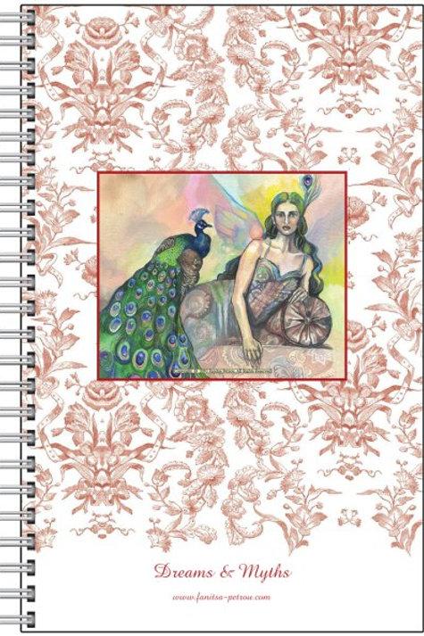"""""""Dreams & Myths"""" & """"Fairies & Dreams"""" notebooks"""