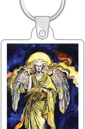 Angel keyring, 2