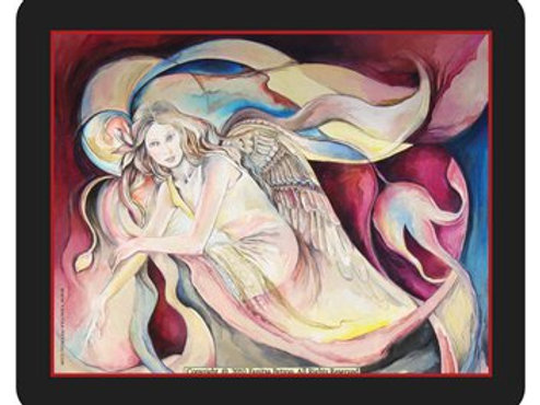"""""""Angel of Spring"""" Mouse pad"""