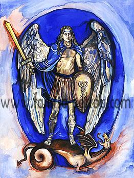 Archangel Michael, I