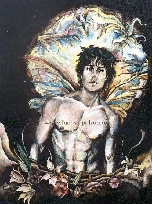 Adonis, god of Springtime