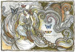 butterfly fairy I
