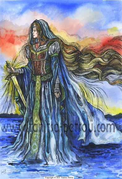 Lady of the Lake, I