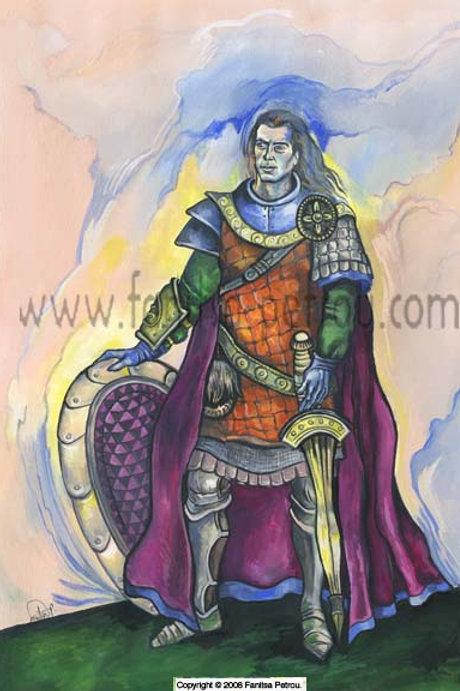 Warrior Kiing