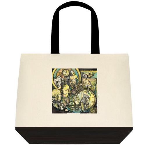 """""""Ancient stirrings"""" tote bag /big"""