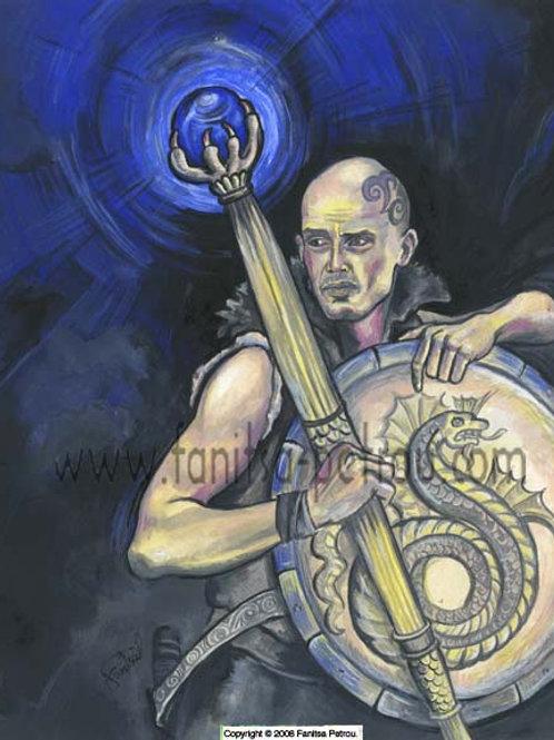 Blue Light - The Dragon Slayer