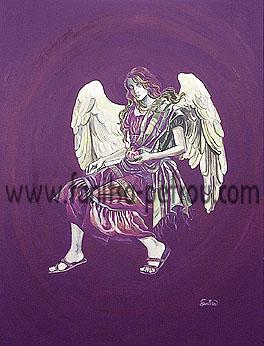 Angel of Abudance