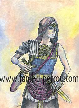 warrior princess I
