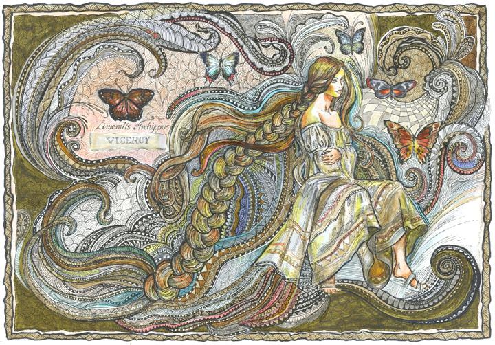 butterfly fairy II