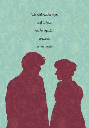 Sense and Sensibility_Jane Austen quote