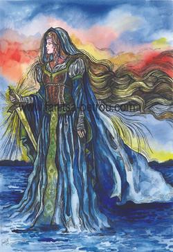 Lady of the lake I