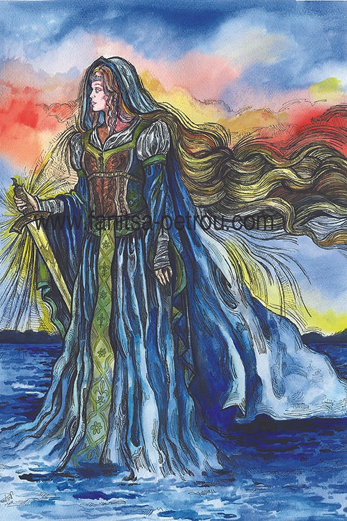 Lady of the Lake, I