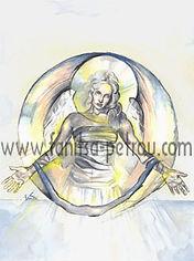 Fanitsa Petrou Art, Fantasy Art, Angel Art, Angel painting, original art,  buy online, Art by fanitsa petrou, www.fanitsa-petrou.com