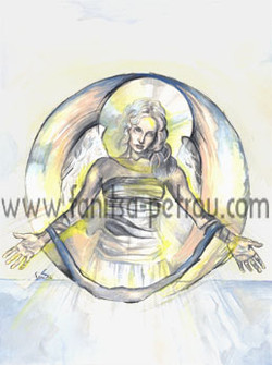 Angel of Surrender