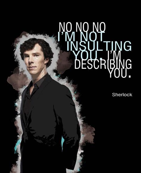 Sherlock Holmes quotes - 2