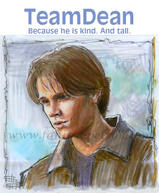 Team Dean - Gilmore Girls