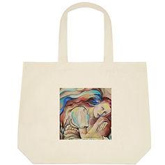 Fanitsa Petrou Art, fairy illustration, cotton bag, tote bag, illustration by Fanitsa Petrou, www.fanitsa-petrou.com