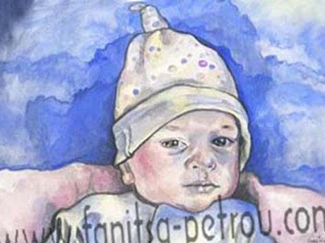 Portrait - baby boy