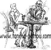 Fanitsa Petrou Art, cartoons, editorials for magaine articles, editorial illustrations for newspaper articles,