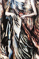 "Demeter & Persephone"" Bookmark"