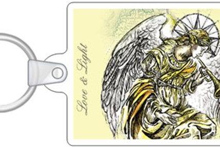 Angel keyring, 6