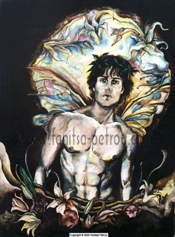 Adonis god of Springtime