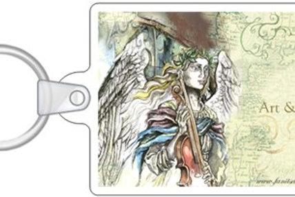 Angel keyring, 4
