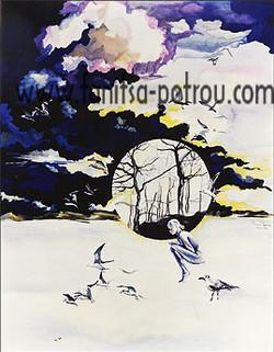 Seagulls in a Dream