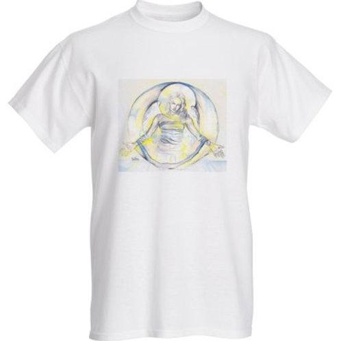 Angel T-shirt / white