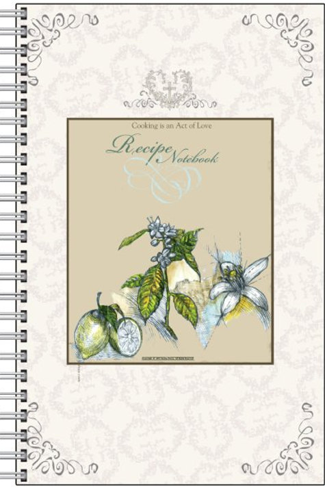 """Recipe Notebook"