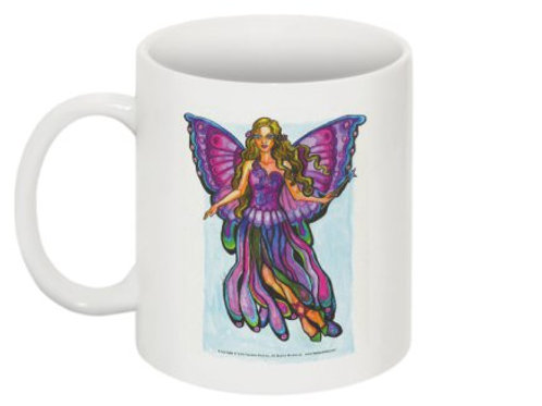 Pink Fairy mug.