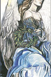 """Angel of Triumph"" Bookmark"