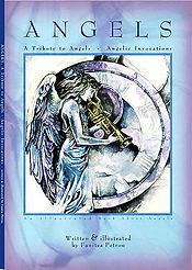 Fanitsa Petrou Art, Angel book, angel coffee book, the 7 archangel cards, archangel Jophiel, Angel Art, angel prayers, angel affirmations, the seven archangels illustrations, Angel illustrations by Fanitsa Petrou, www.fanitsa-petrou.com