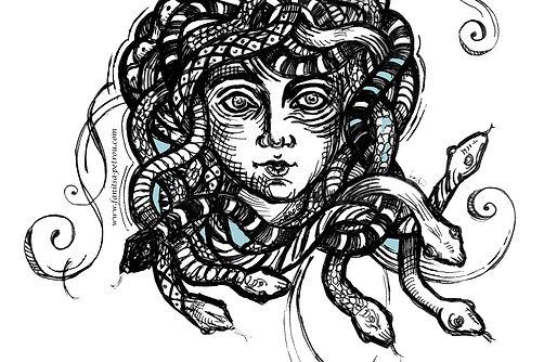 Fanitsa Petrou Art, editorials, cartoons, Syrian refugees by Fanitsa Petrou, magazine articles, newspaper article, commission an editorial illustrator