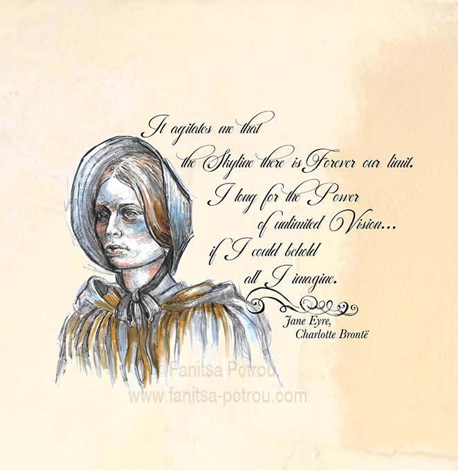 Jane Eyre - feminist quote