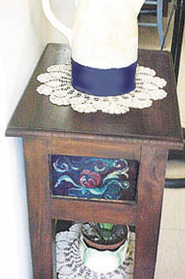 Side table 2.