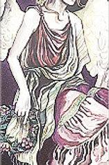 """Angel of Spring"" Bookmark"