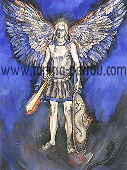 Archangel Michael, II