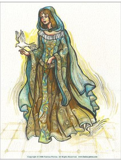 """Fairy Princess"" card"