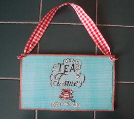 Fanitsa Petrou Art, Tea lovers, Tea time, wooden signs about Tea, mugs, home decor, kitchen decor, home accessories, buy online, illustration by fanitsa petrou, www.fanitsa-petrou.com
