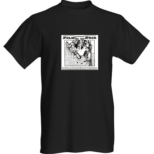 Film Noir T-shirt / black