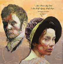 Persuasion - Jane Austen Fanart
