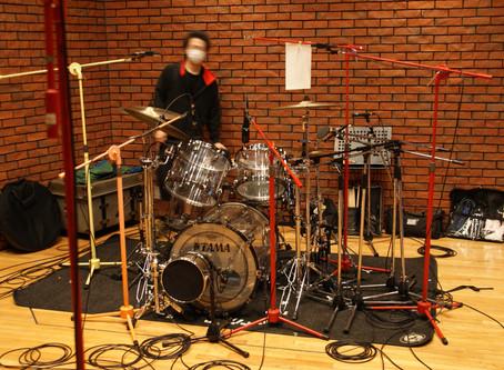 ミックス上達への道(生ドラム・1)