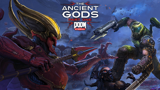 Doom Eternal DLC 1 - The Ancient Gods