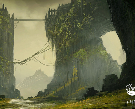 Dawn of Ascension releases new concept art!