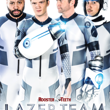 Lazer Team!